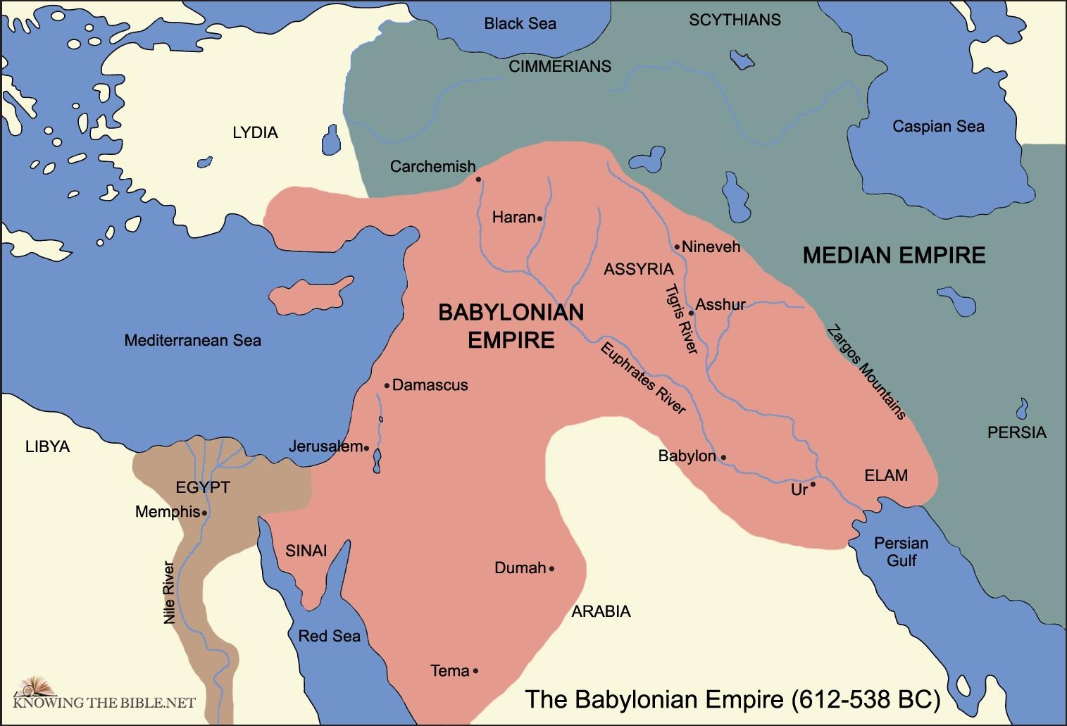 Rise of the Babylonian Empire | History of History Wikia ...